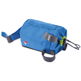Acepac Fat Bottle Bag, blue